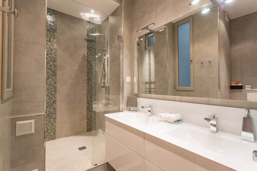 Rénovation Salle De Bain DECORATPARIS - Renovation salle de bain paris
